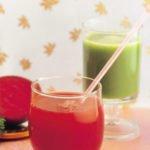 Beet treat juice